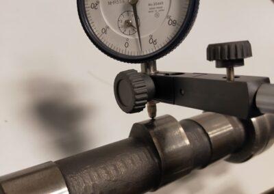 Baltus Motor Techniek micrometer en statief